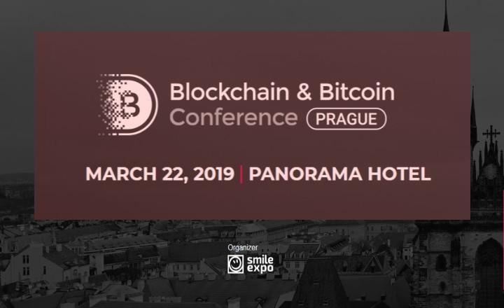 Blockchain & Bitcoin Conference Prague 2019