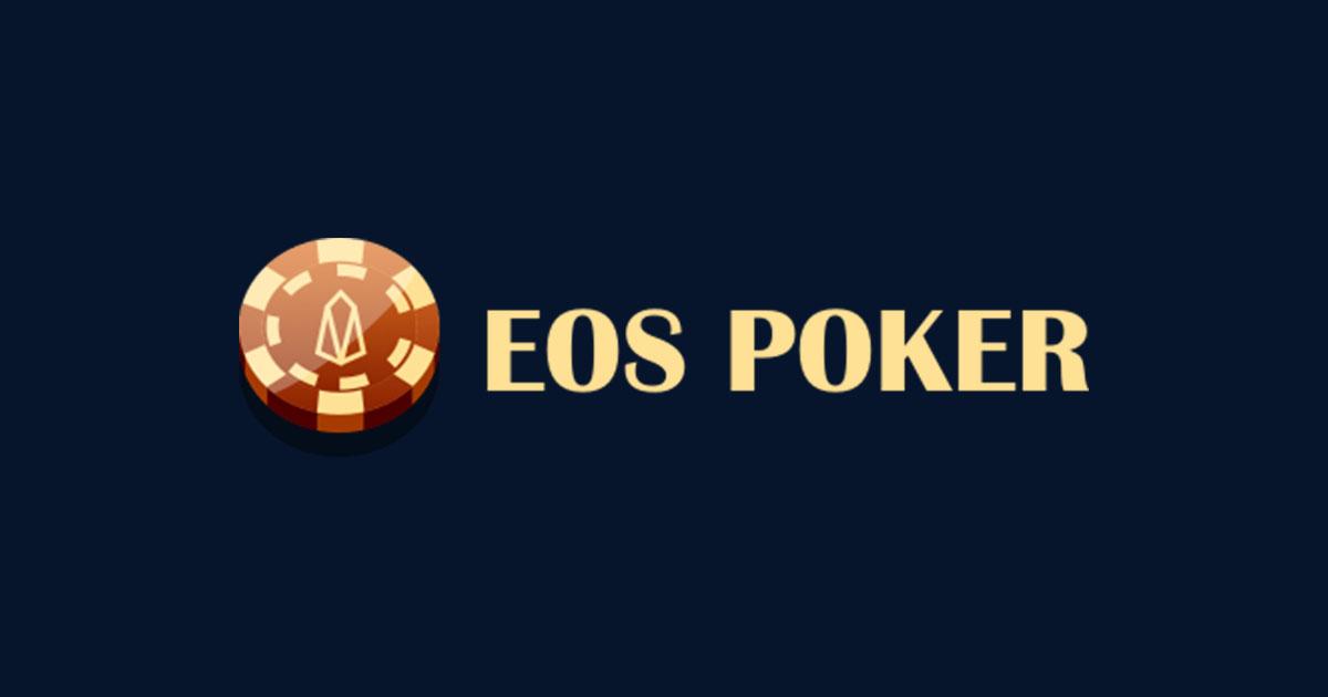 EOS Poker