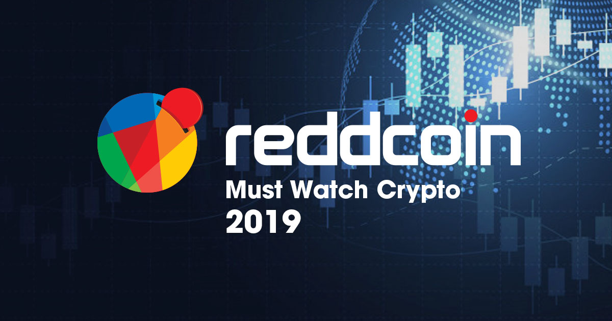 5 Reasons Why ReddCoin is the Crypto to Watch this 2019