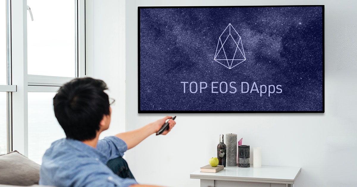 EOSBet and 9 Other Top EOS DApps That Crypto Enthusiasts will Love