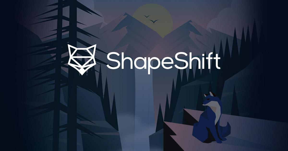 Image result for Shapeshift crypto
