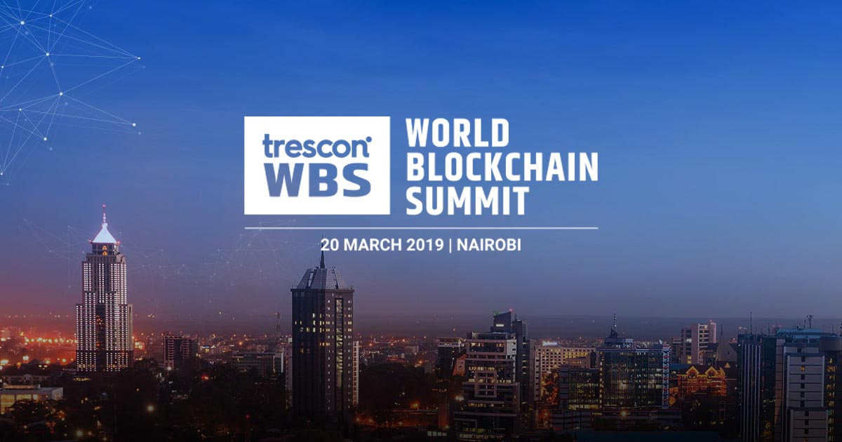 World Blockchain Summit Nairobi 2019