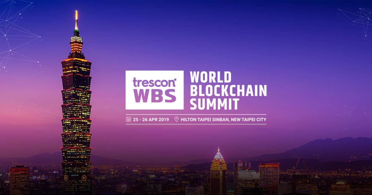 World Blockchain Summit Taipei 2019