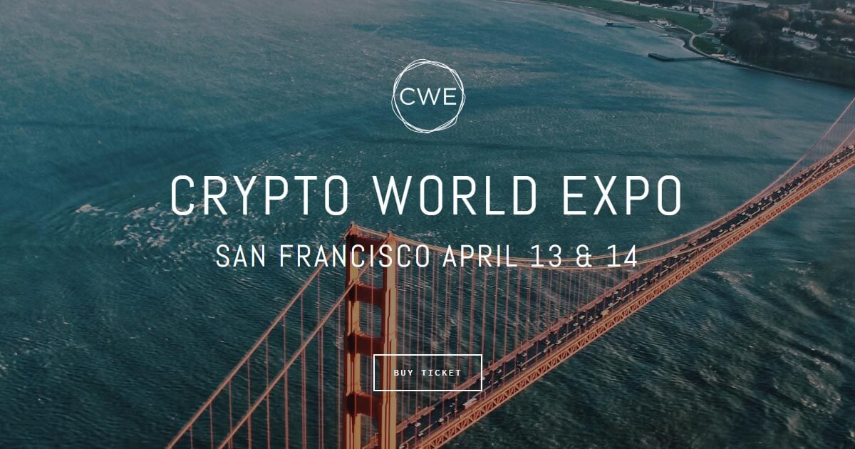 Crypto World Expo 2019