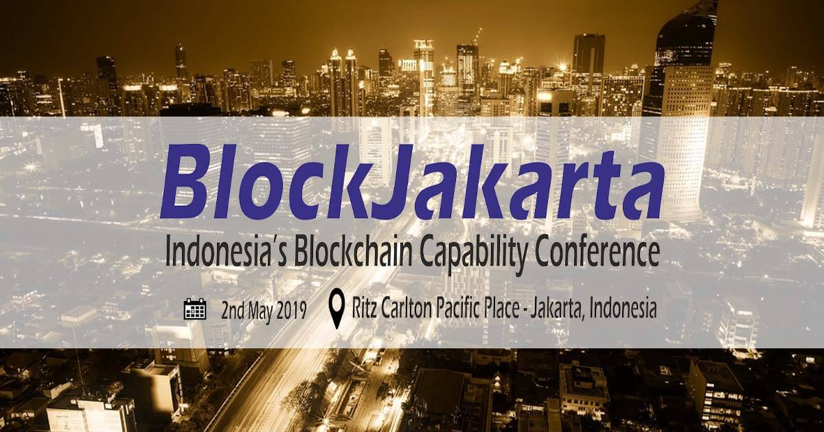 New Speakers, Sponsors, and Advisers Join BlockJakarta Blockchain Conference