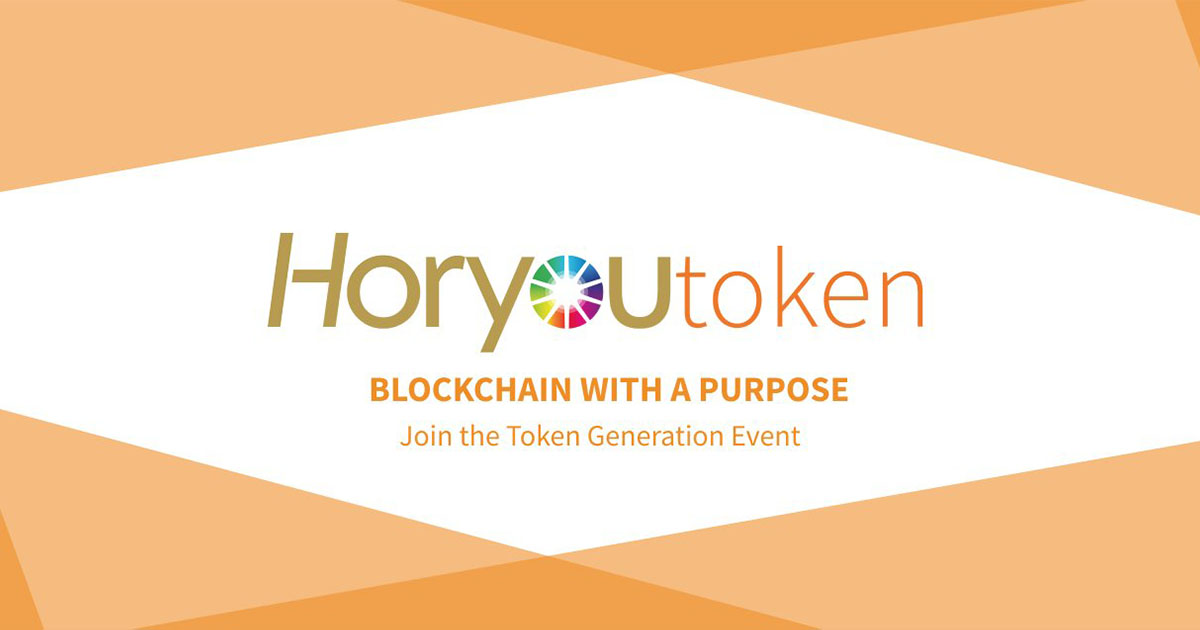HoryouToken, the 1st Digital Currency for Inclusion and Advancement of the UN SDGs, Presented at the WSIS 2019 Forum