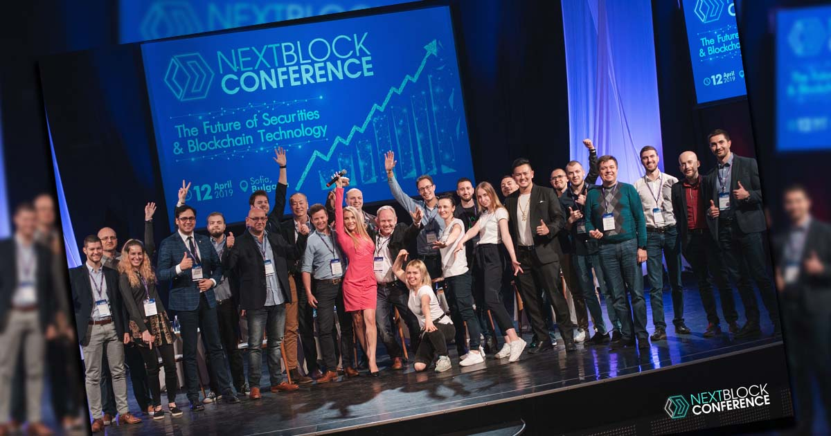 NEXT BLOCK SOFIA 2.0 Successfully Gathered Experts from 15+ Countries in Sofia, Bulgaria