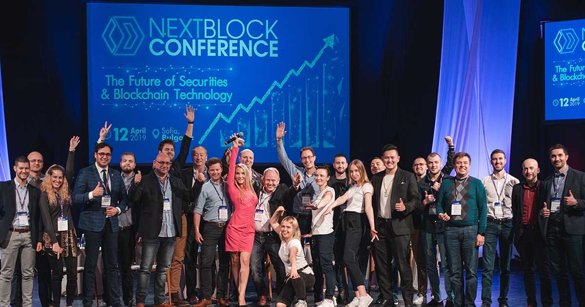 IT HAPPENED: NEXT BLOCK SOFIA 2.0 Blockchain Conference!