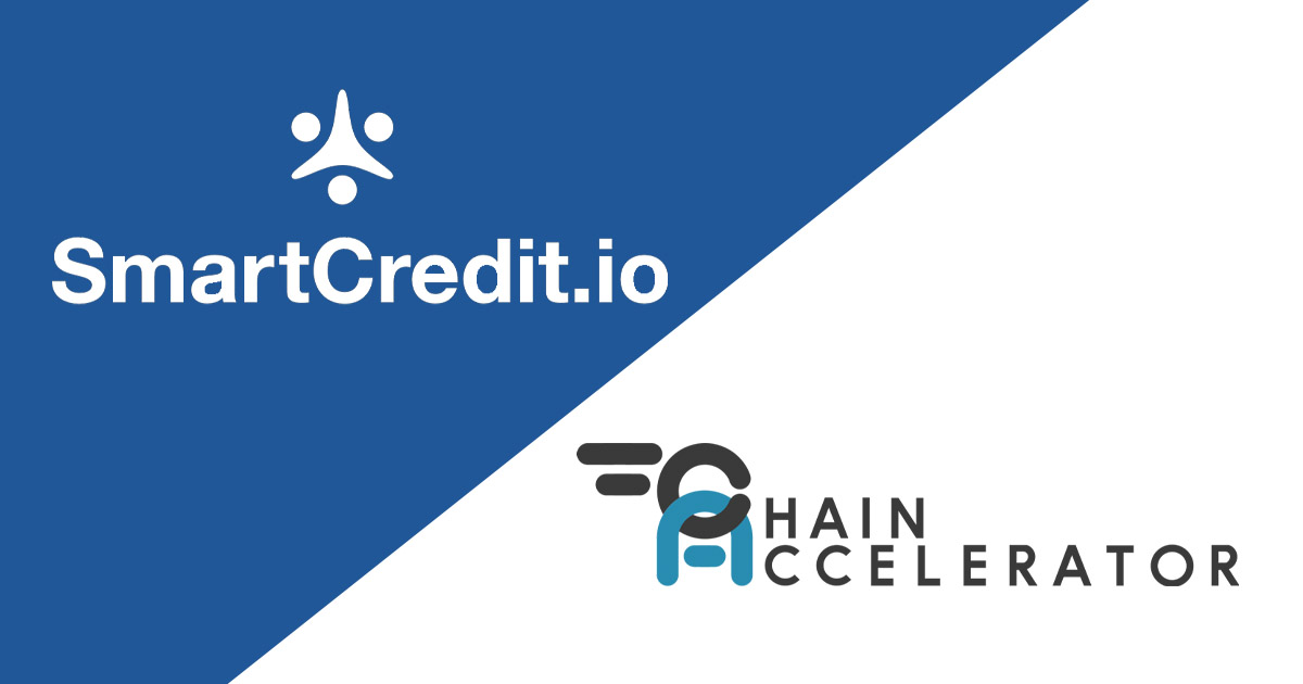 SmartCredit.io Joins Chain Accelerator