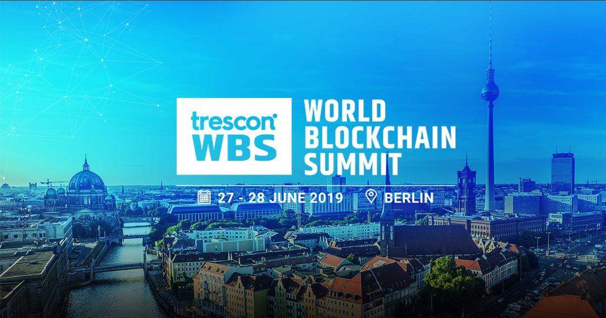 World Blockchain Summit Berlin 2019