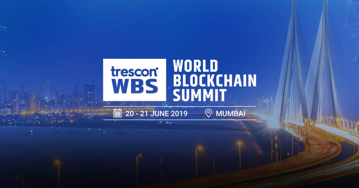 World Blockchain Summit India 2019