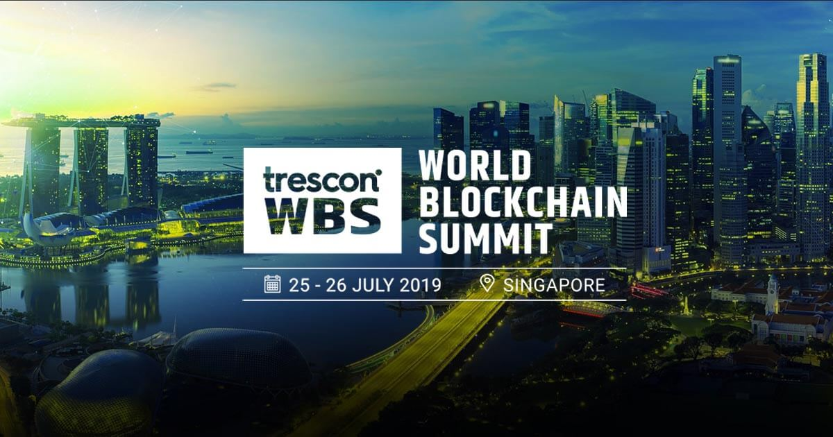 World Blockchain Summit Singapore 2019