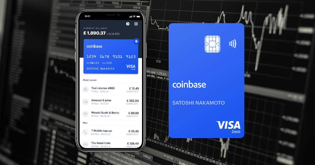 No Exact Date When Coinbase Card Will Launch in US