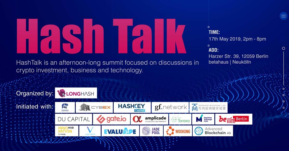 Hash Talk 2019
