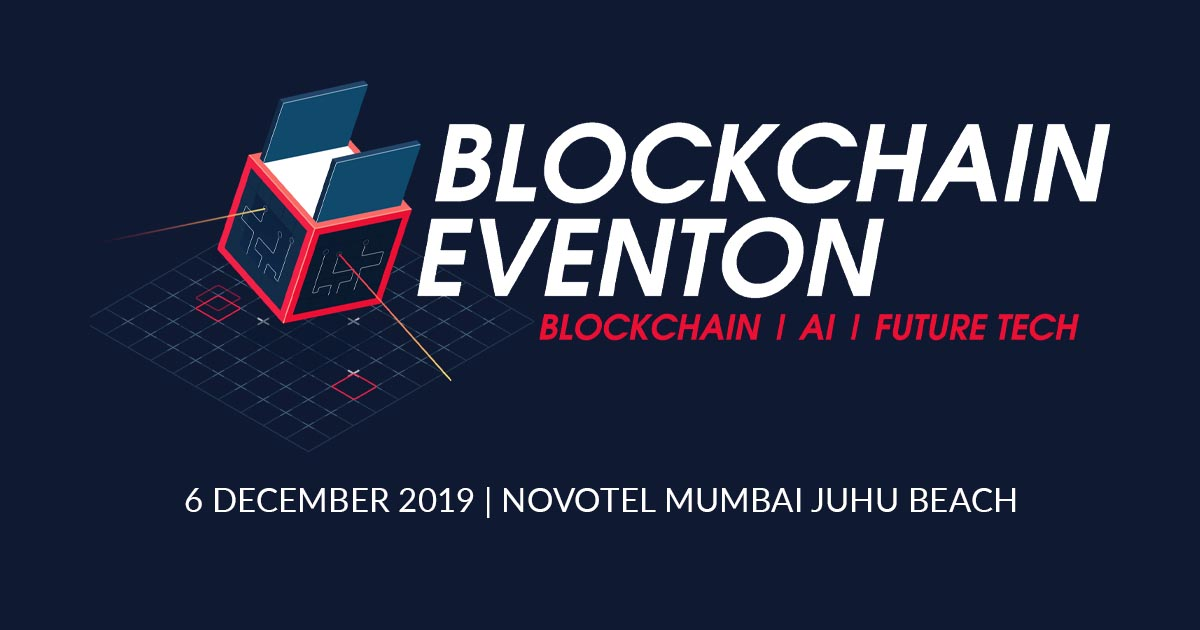 Blockchain Eventon Mumbai 2019