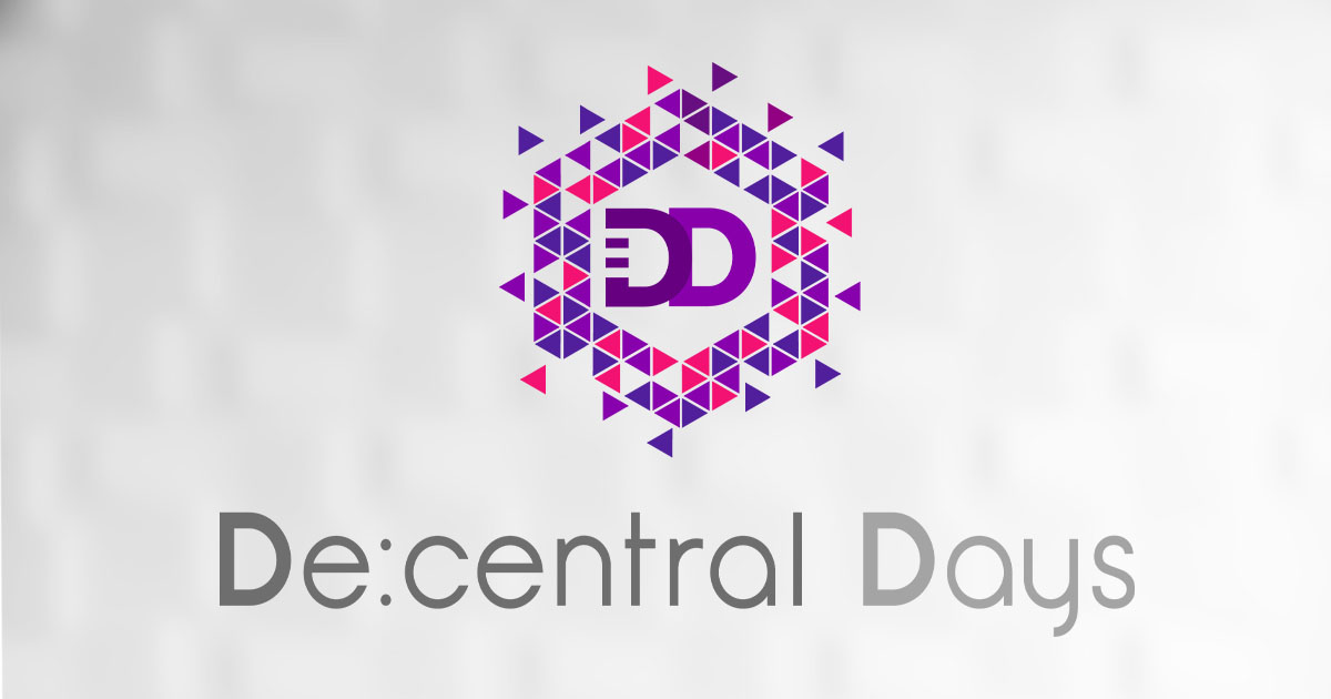 De:central  Days  2019  –  Inside  the  World's  Digital  Economy!