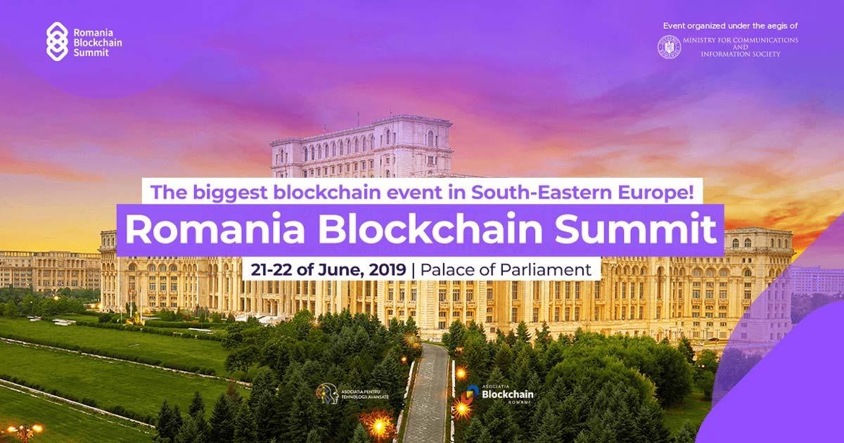 Romania Blockchain Summit 2019