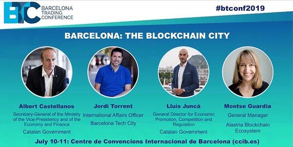 BTC 2019 - Blockchain City