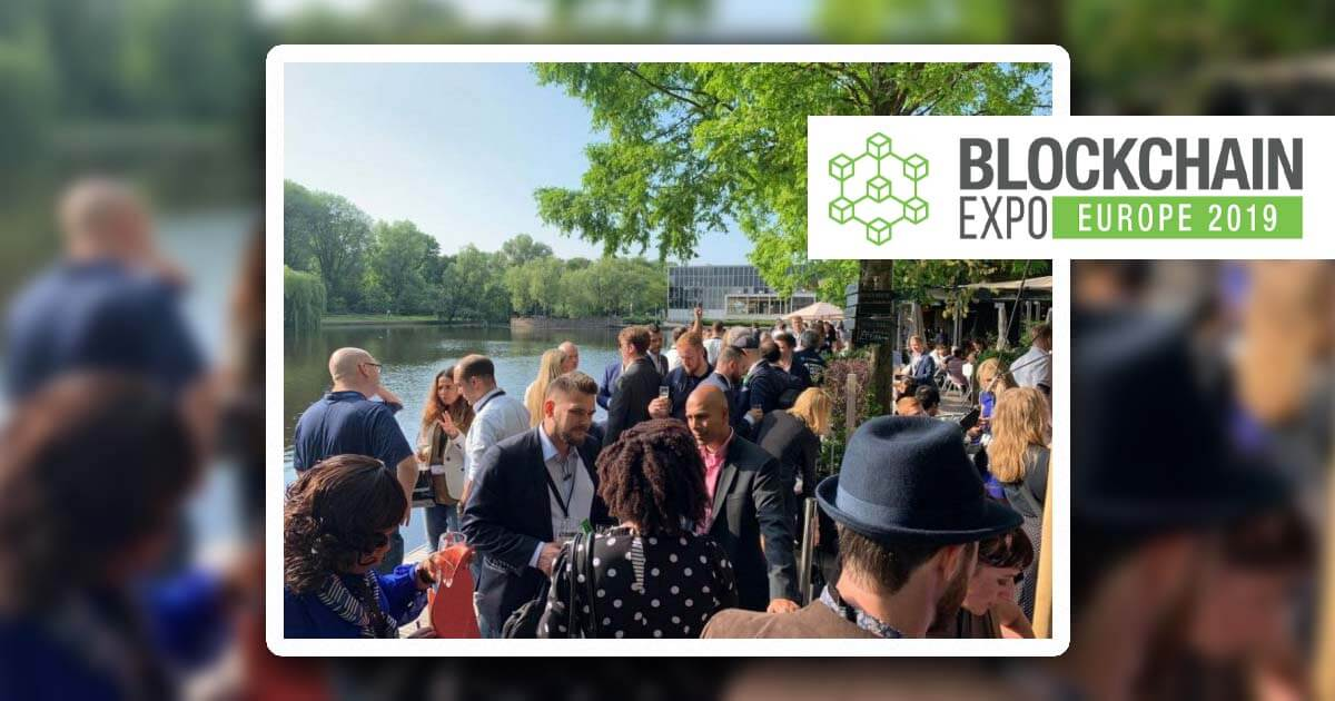 Blockchain Expo Europe 2019 | Highlights