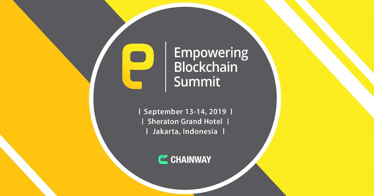 Empowering Blockchain Summit 2019