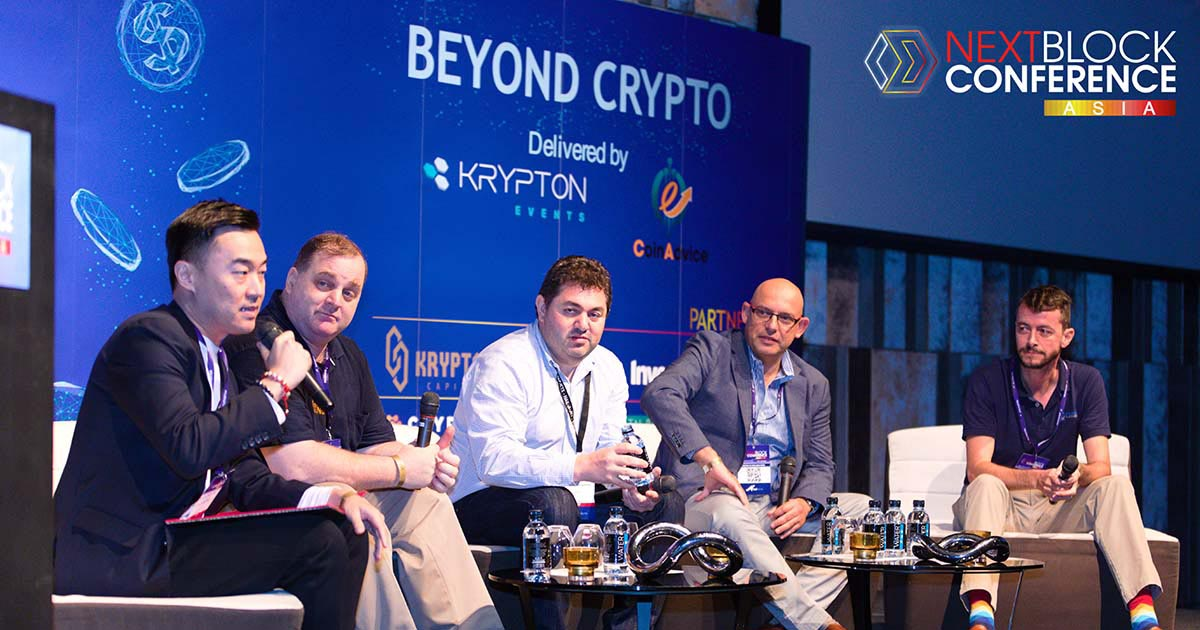 "NEXT BLOCK ASIA ""Beyond Crypto"" Conference Closes with Bangkok Bash"
