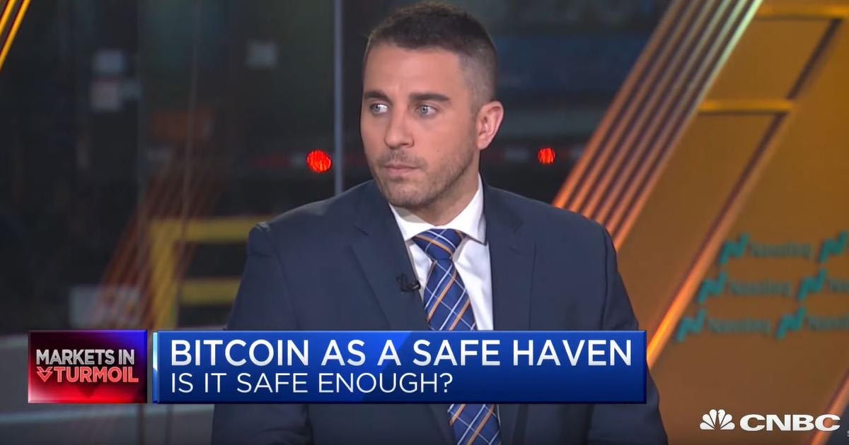 A Crypto Expert Explains Why Bitcoin Is a Good Hedge Against Global Turmoil