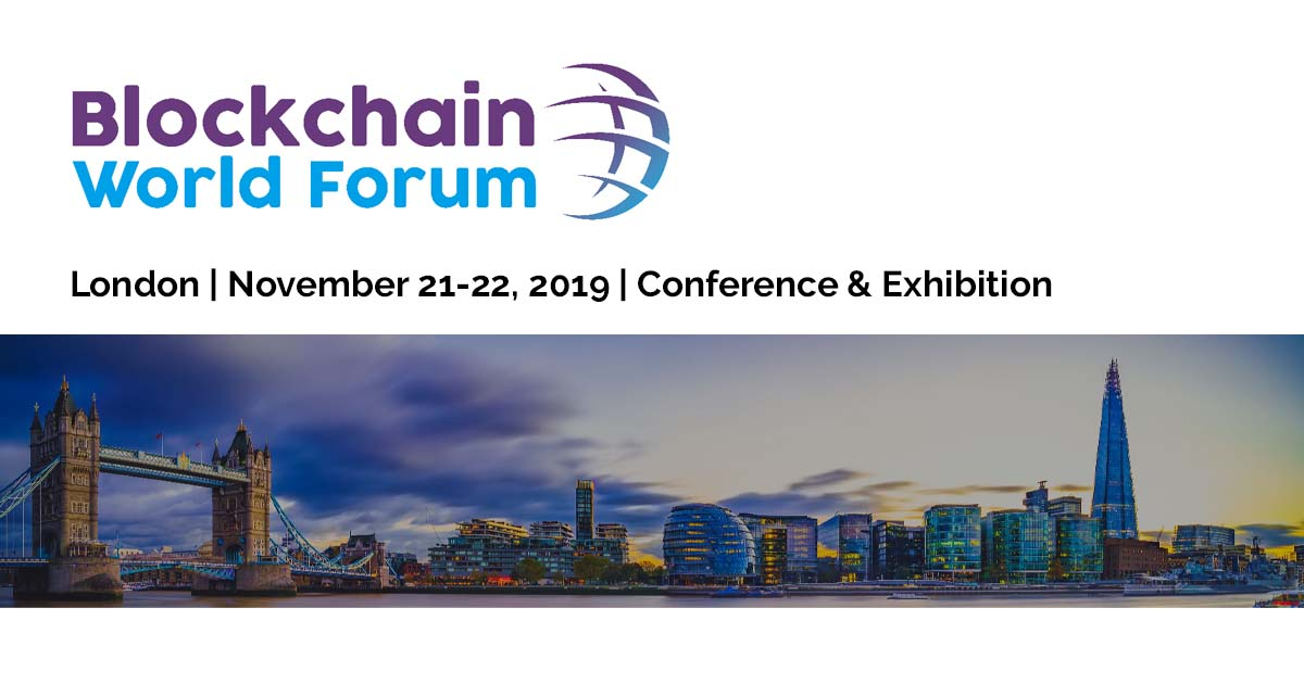Blockchain World Forum London 2019