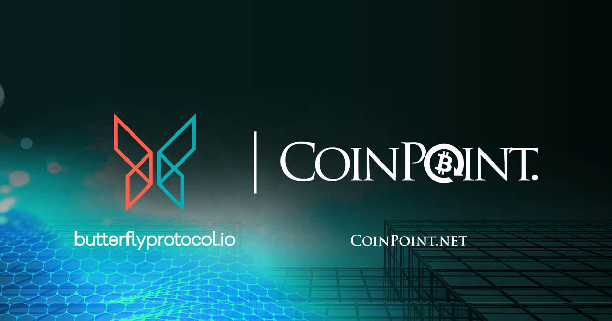 BitBoss Partners with Premium Blockchain Marketing Agency CoinPoint to Launch Its Innovative Butterfly Protocol and Introduce the Newest Player on the Market and Its Revolutionary DAO Naming System