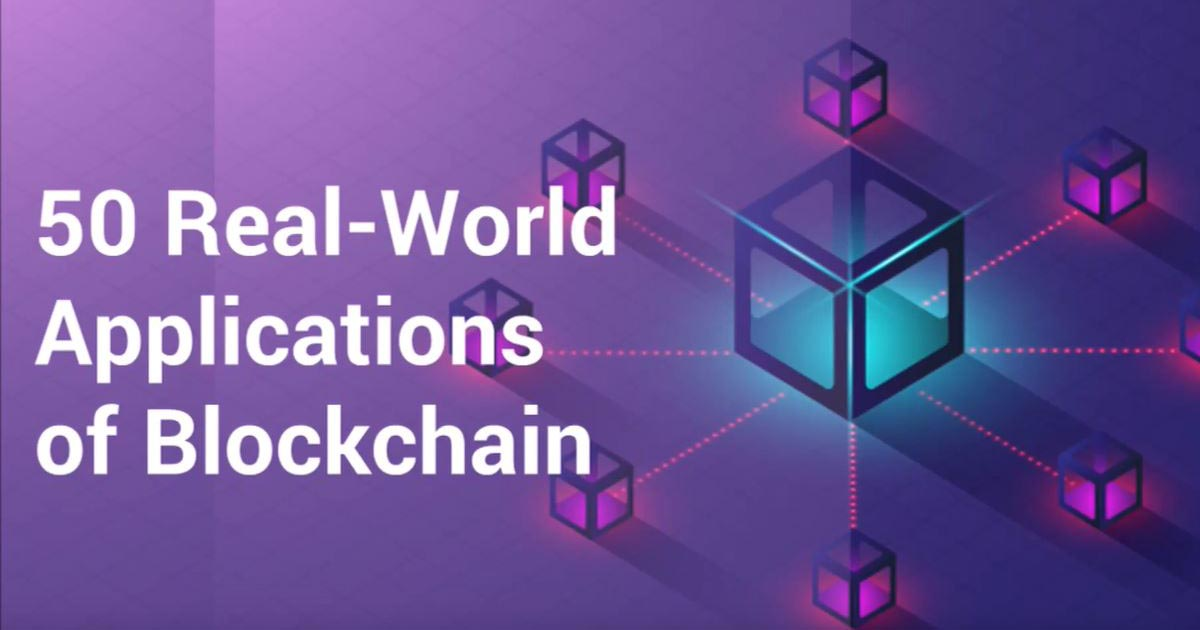 Blockchain 2019: 50 Start-up Ideas and Real-World Applications of Blockchain