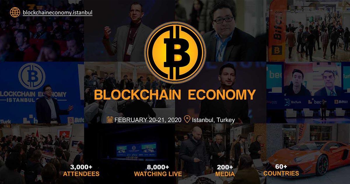 Blockchain Economy Istanbul 2020