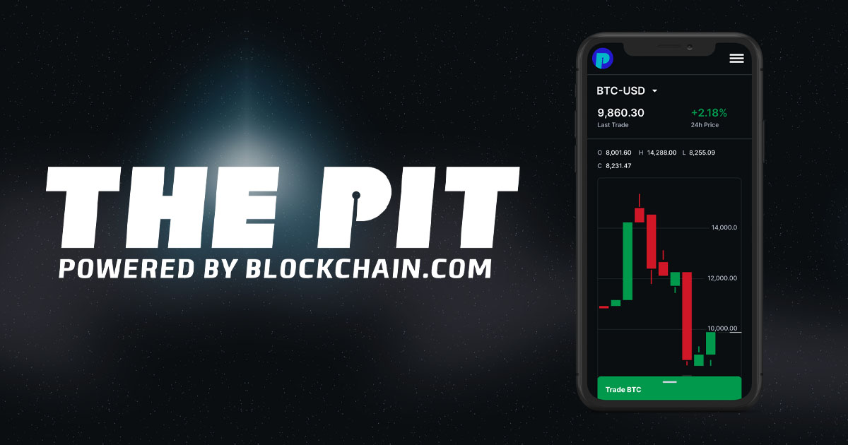 The World's Fastest Crypto Exchange Has Arrived – The Pit