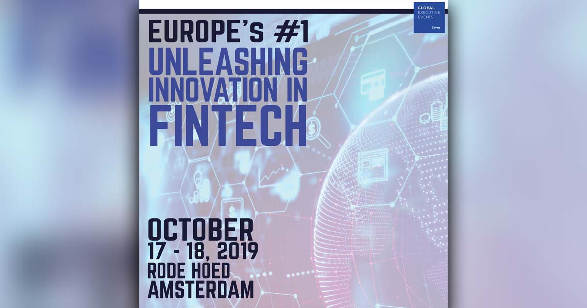 Unleashing Innovation in Fintech 2019