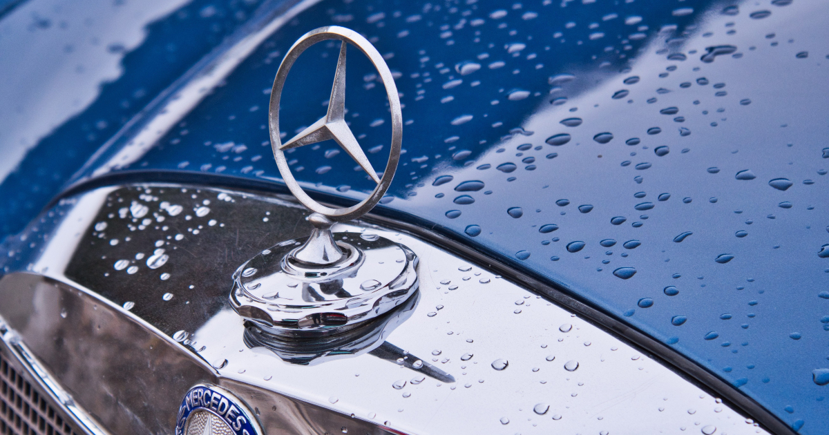 Mercedes Makes Monitoring the Used Car Market Easier with Blockchain
