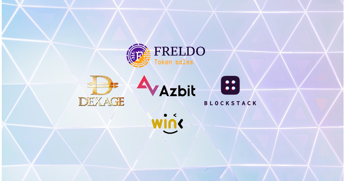Top 5 Crypto and Blockchain Startups for Q3 2019