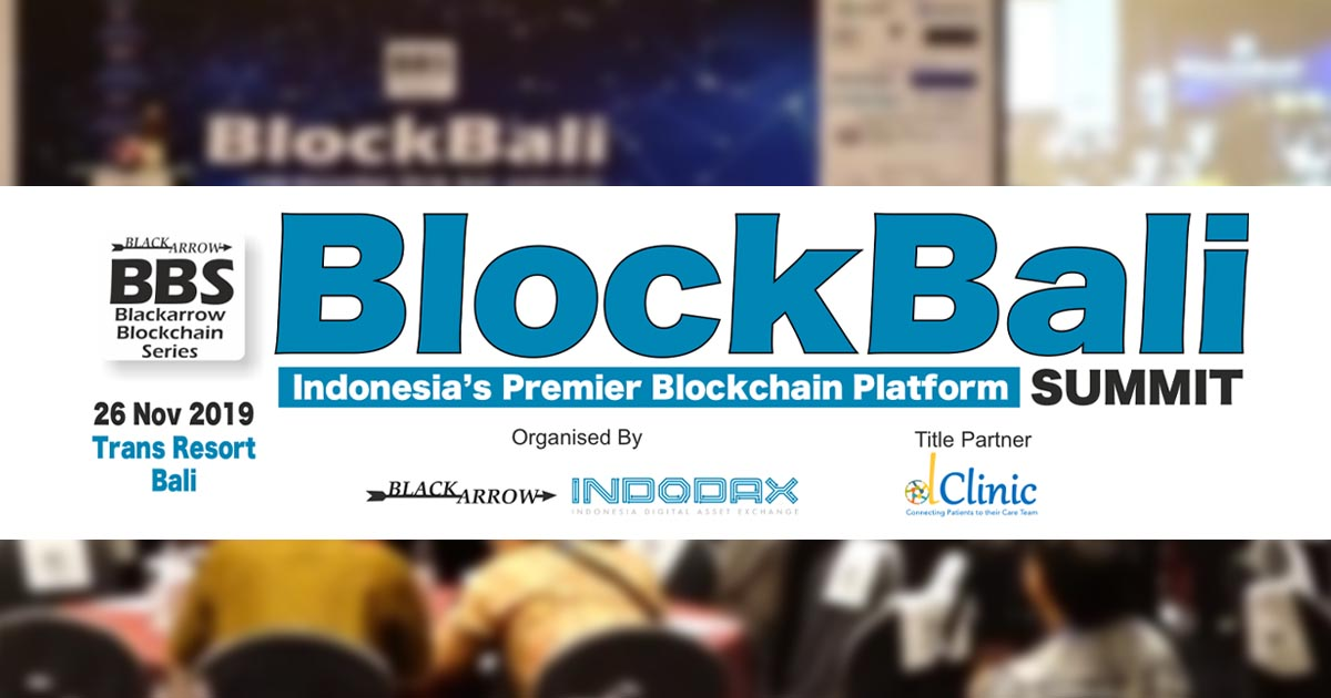 BlockBali to Hold 3rd Edition on November 26 This Year