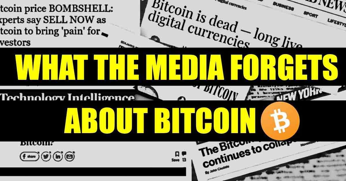 What Mass Media Gets Wrong About Cryptocurrency