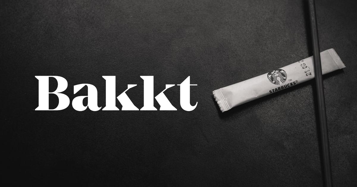 Bakkt and Starbucks Build the Trading Future