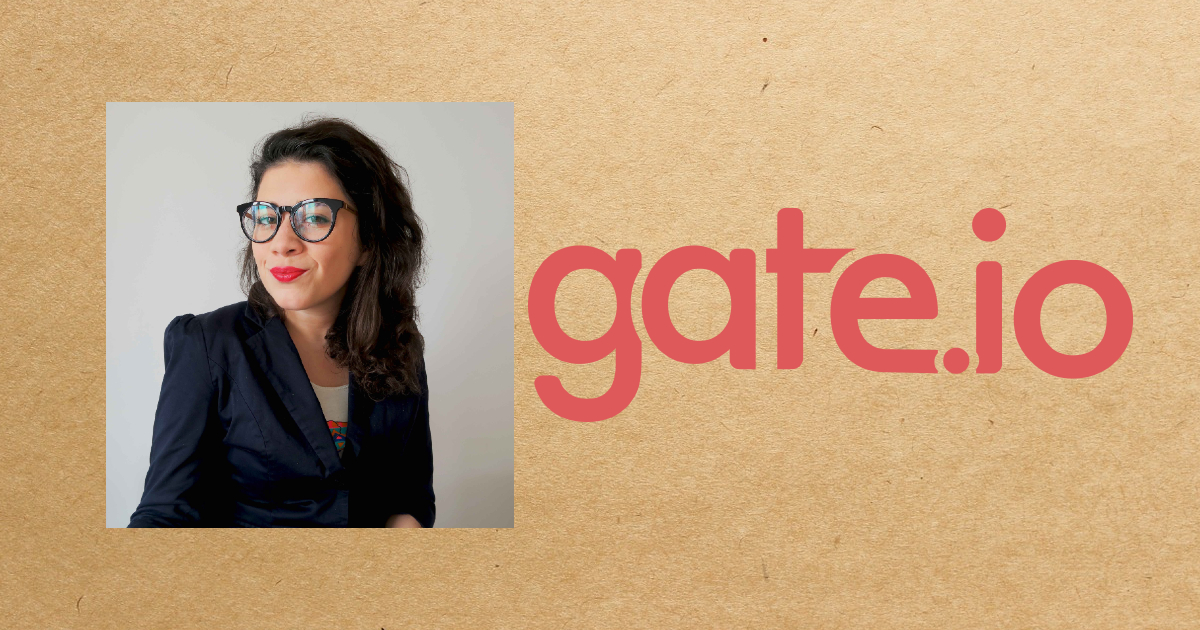 Marie Tatibouet, CMO at Gate.io Interview