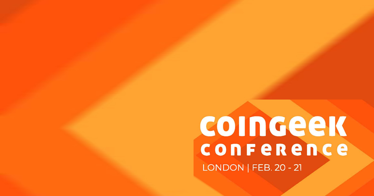 Igniting Business with CoinGeek Conference 2020