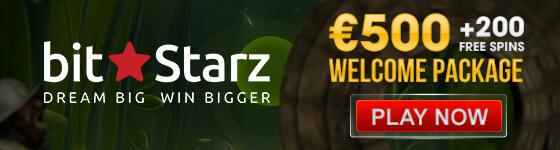 Bitstarz Welcome Package